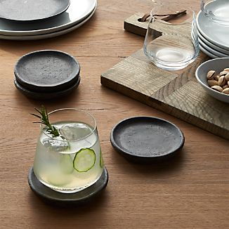 Set of 4 Cole Coasters