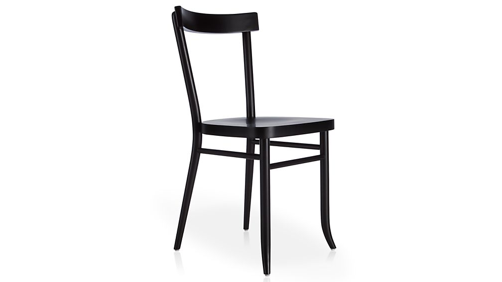 cole wood dining chair cherner side chair csc05