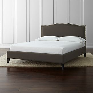 Colette Nickel California King Bed