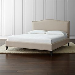 Colette Upholstered King Bed