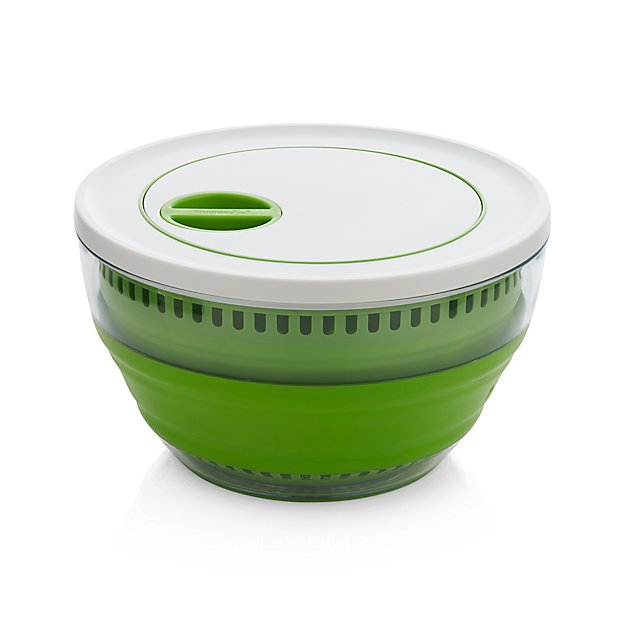 Collapsible Salad Spinner Crate And Barrel