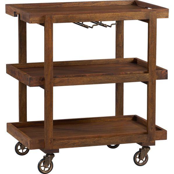 Collins Bar Cart