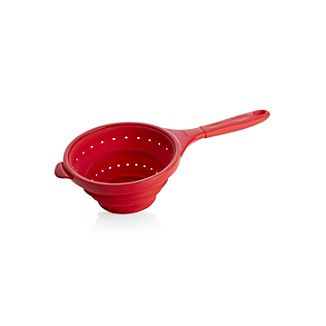 "8"" Collapsible Silicone Strainer"