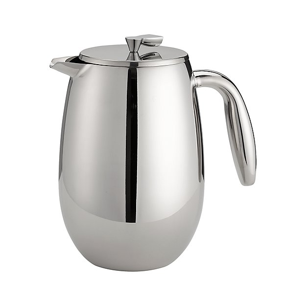 Bodum ® Columbia 34 Ounce Stainless Steel Double Wall Thermal French Press