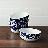 Set of 4 Como Splash Bowls