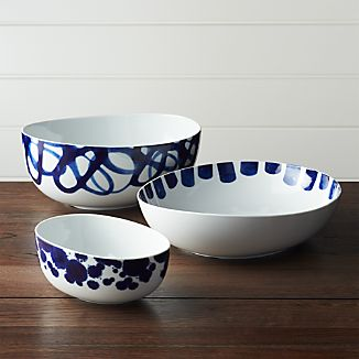 Como Serving Bowls