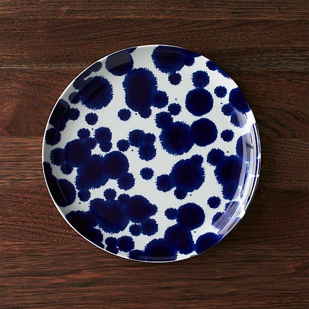 Como Splash Dinner Plate