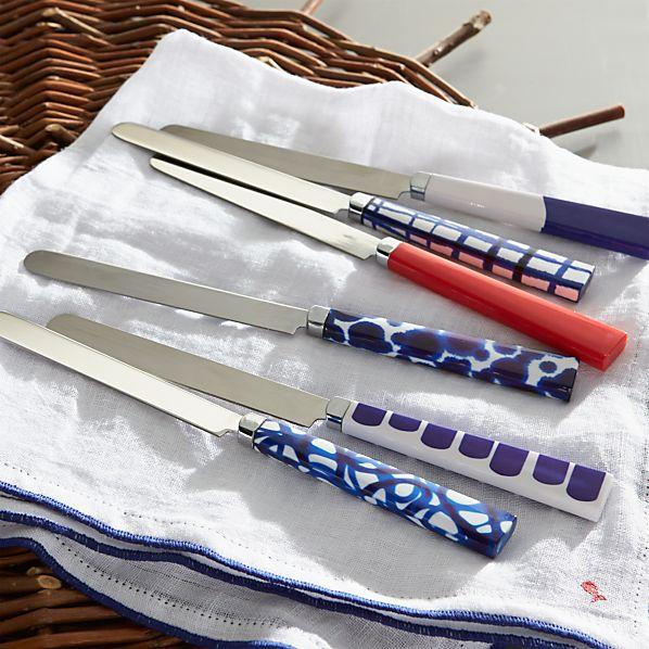 Como 6-Piece Knife Set