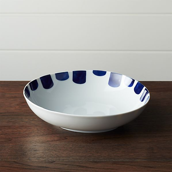 Como Tile Low Bowl