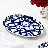 Como Swirl Platter