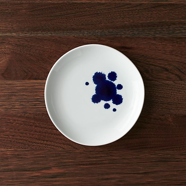 Como Splash Salad Plate