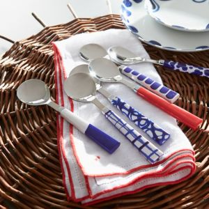 Como 6-Piece Spoon Set