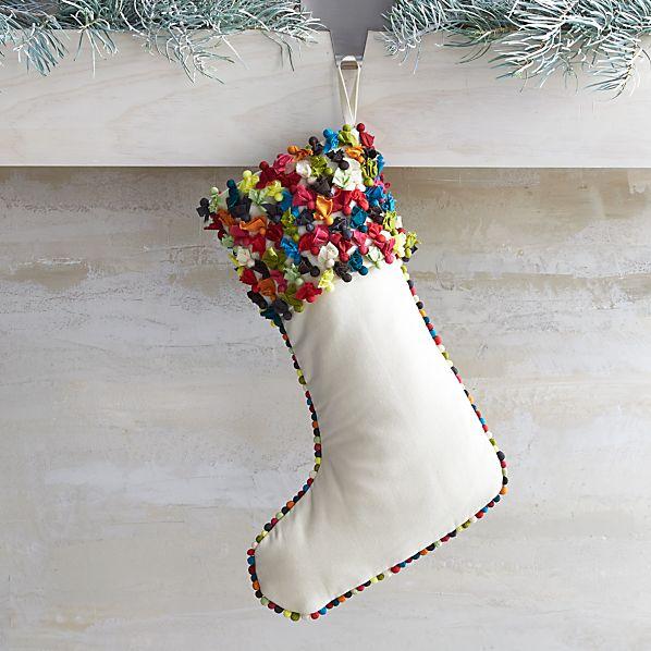 Confetti Stocking