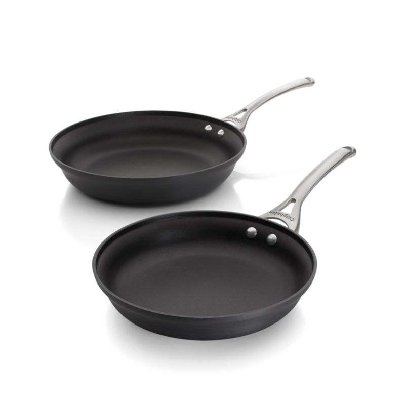 Calphalon Contemporary � Nonstick 2-Piece Frypan Set in Cookware ...