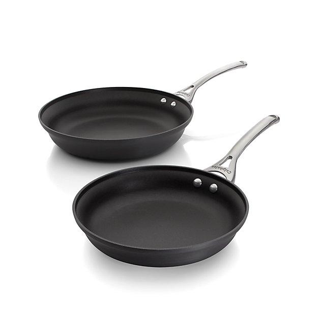 Calphalon Kitchen Outlet: Calphalon Contemporary ™ Non-stick 2-Piece Fry Pan Set