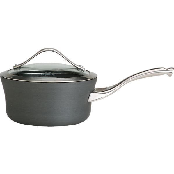 Calphalon ® Contemporary Nonstick 1.5 qt. Saucepan with Lid