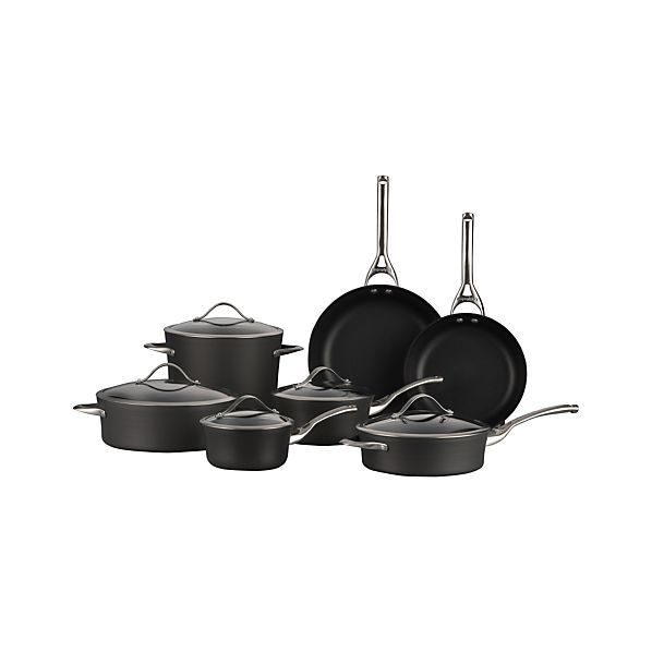 Calphalon Contemporary ™ Nonstick 12-Piece Cookware