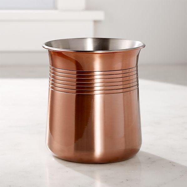 CopperUtensilHolderSHF16