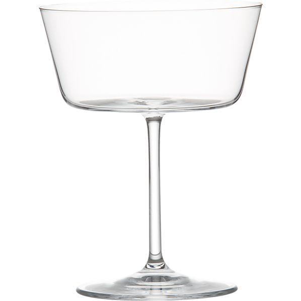 Cora Sparkling Wine Glass