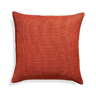 "Cordero Chili Orange 20"" Pillow"