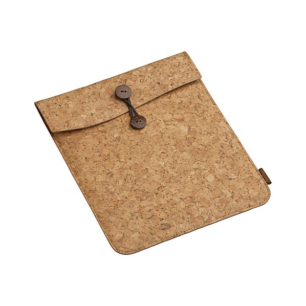 Cork Tablet Case