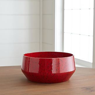 Cormick Red Small Centerpiece Bowl