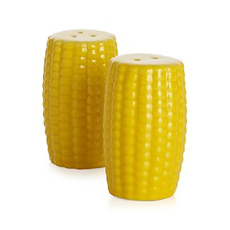 Set of 2 Corn Salt & Pepper Shakers