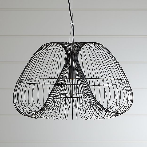 Cosmo Pendant Light Crate And Barrel