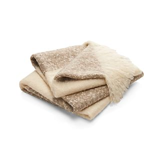 Costello Taupe Throw