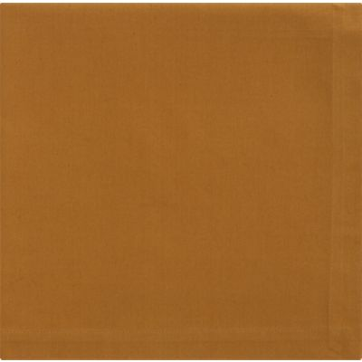 Cotton Butterscotch Napkin