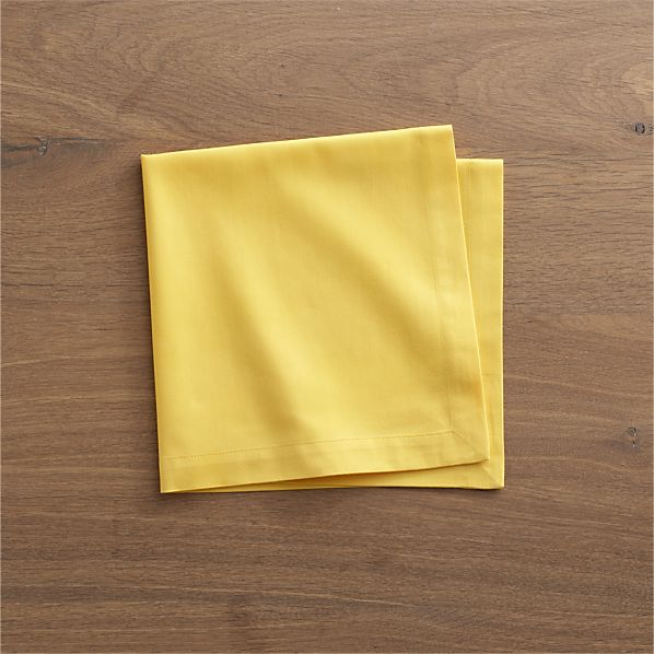 Cotton Daffodil Napkin