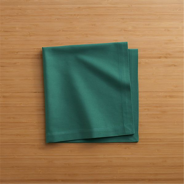 Cotton Sea Green Napkin