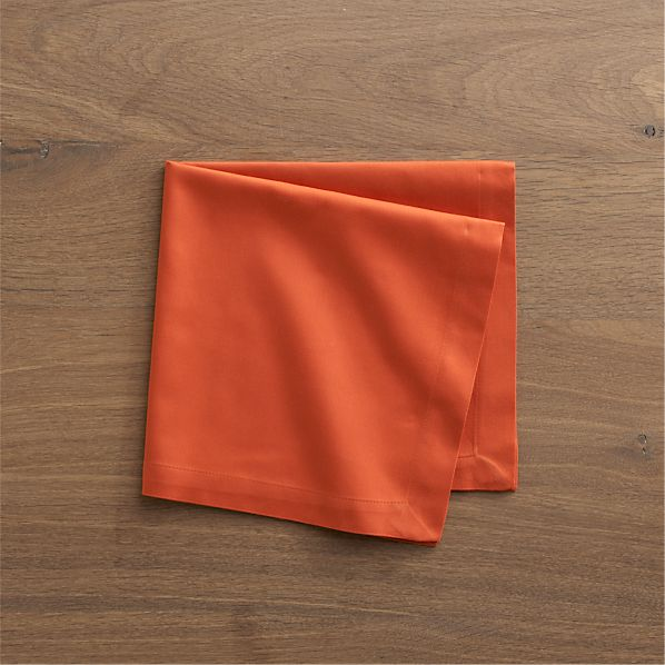 Cotton Tiger Lily Napkin