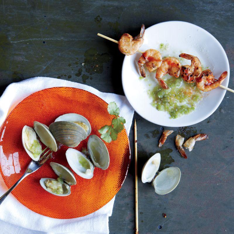 Marin White Salad Plate