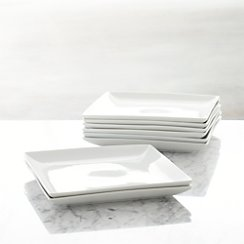 Set of 8 Court Dinner Plates