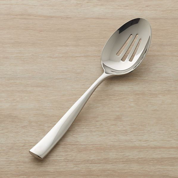 Couture Pierced Serving Spoon