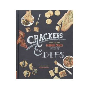 Crackers & Dips Cookbook