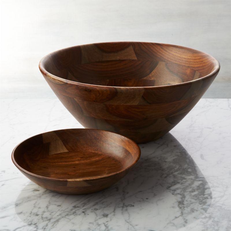Crawford Bowls Crate And Barrel