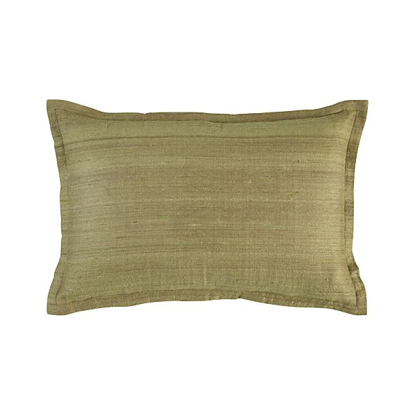 "Crawford Green 18""x12"" Pillow"