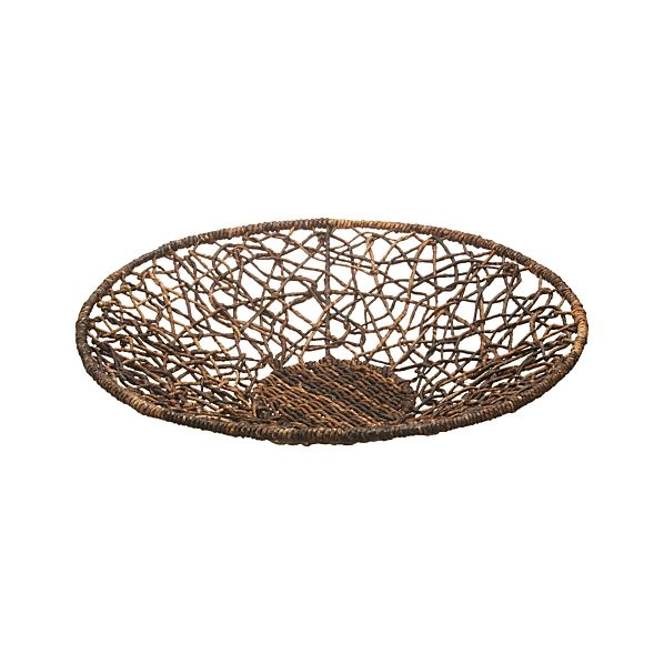 Crazy Weave Bowl