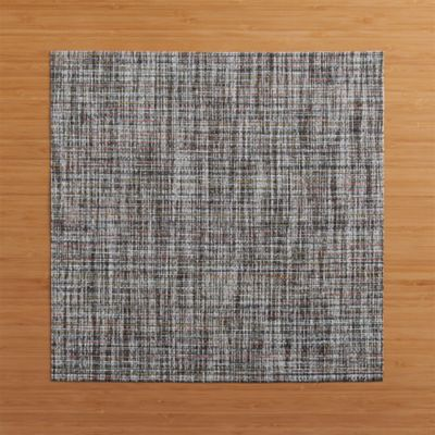 Chilewich® Crepe Plaid Square Placemat