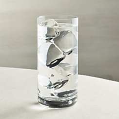 Crescent 16 oz. Cooler Glass