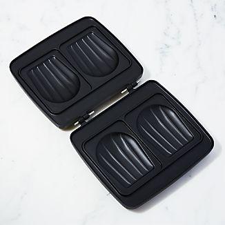 Croquade Croque Monsieur Waffle Plate