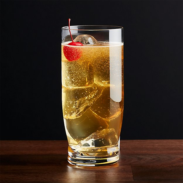 Crosby Highball Glass