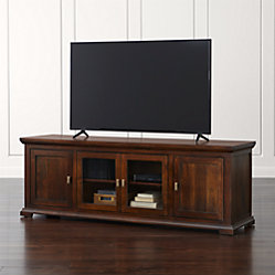 Crowne 40 Quot Media Console Crate And Barrel