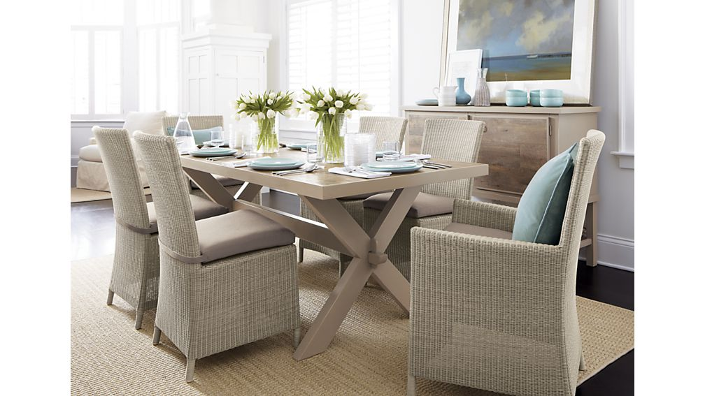 Crate And Barrel Pullman Dining Room Chairs by Captiva Seaside White Dining  Chair Crate And Barrel. 28    Crate And Barrel Pullman Dining Room Chairs     Lowe Smoke