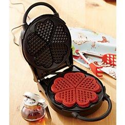 CucinaPro Heart Shaped Waffle Maker