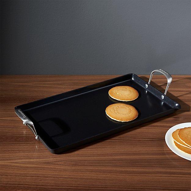 Cuisinart ® GreenGourmet ™ Double Burner Griddle