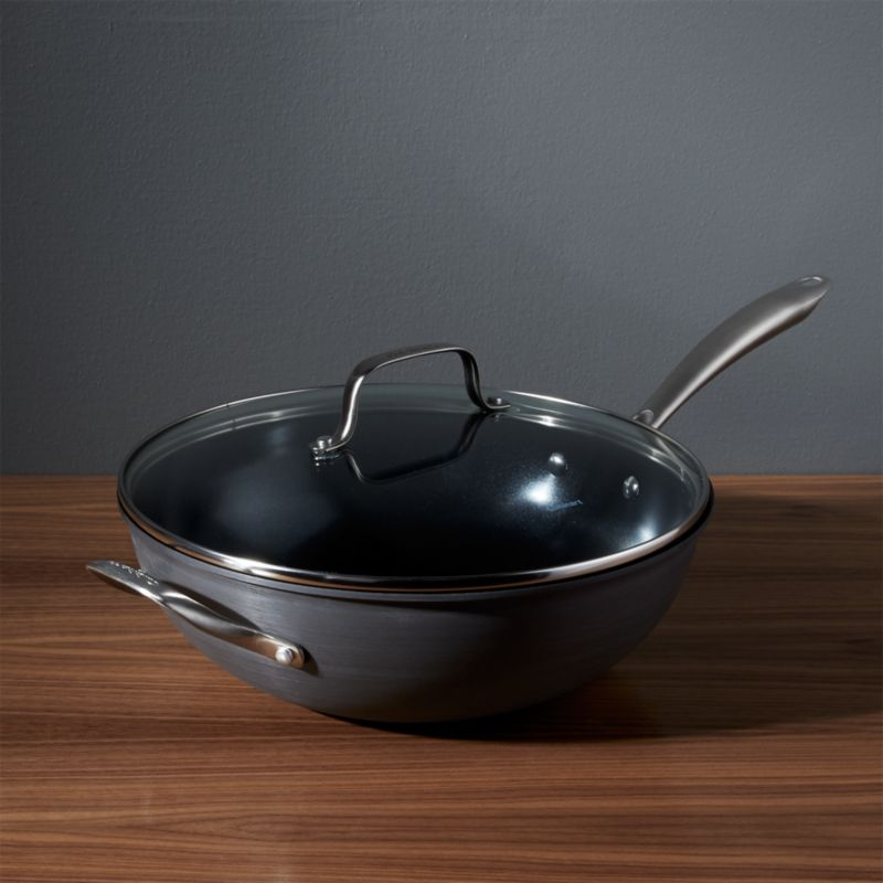 Cuisinart ® GreenGourmet ™ Wok with Lid