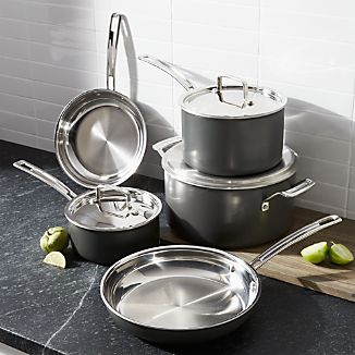 Cuisinart ® MultiClad Unlimited ™ 8-Piece Cookware Set